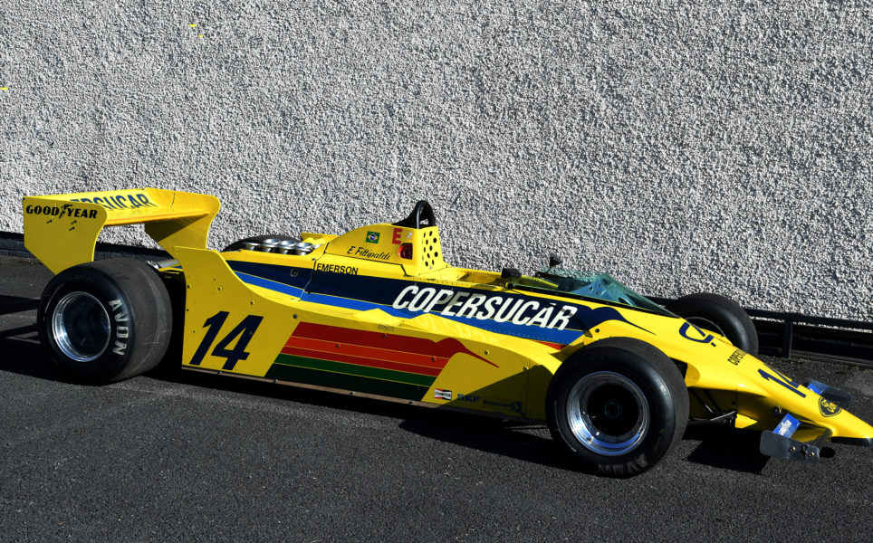 Fittipaldi F6A/1